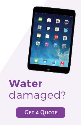 Water damaged?